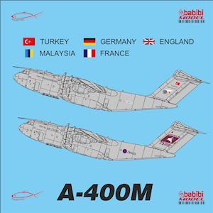 A-400 m